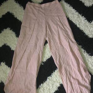 Flowy wide leg pants